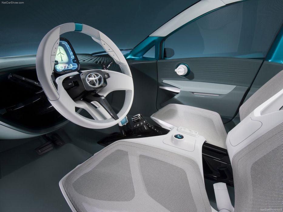 Toyota Prius C Concept cars 2011 wallpaper