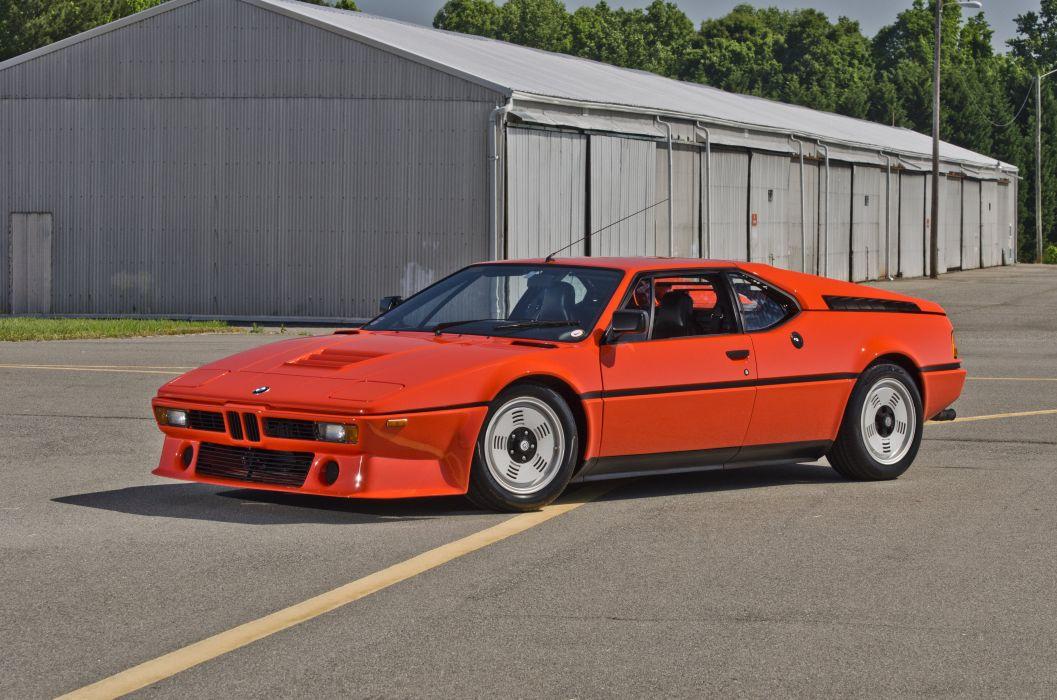 1980 BMW M1 Supercar 4200x2790-04 wallpaper