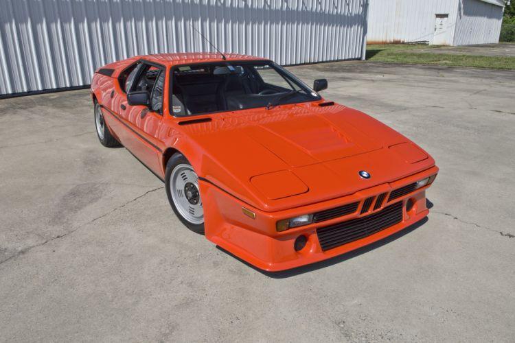 1980 BMW M1 Supercar 4200x2790-10 wallpaper