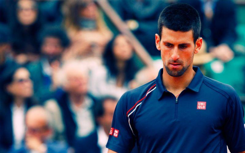 novak djokovic tenista serbio wallpaper