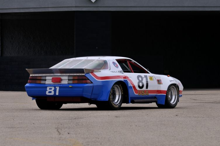 1982 Chevrolet Camaro LeMans Race Car Old USA 4200x2790-02 wallpaper