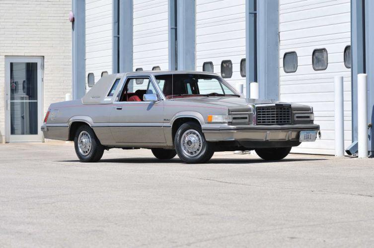 1982 Ford ThunderBird Town Landau Classic Old USA 4200x2790-01 wallpaper