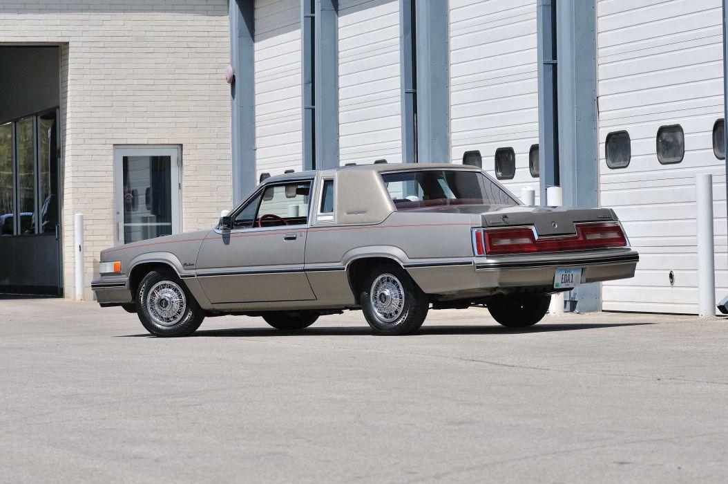 1982 Ford ThunderBird Town Landau Classic Old USA 4200x2790-03 wallpaper