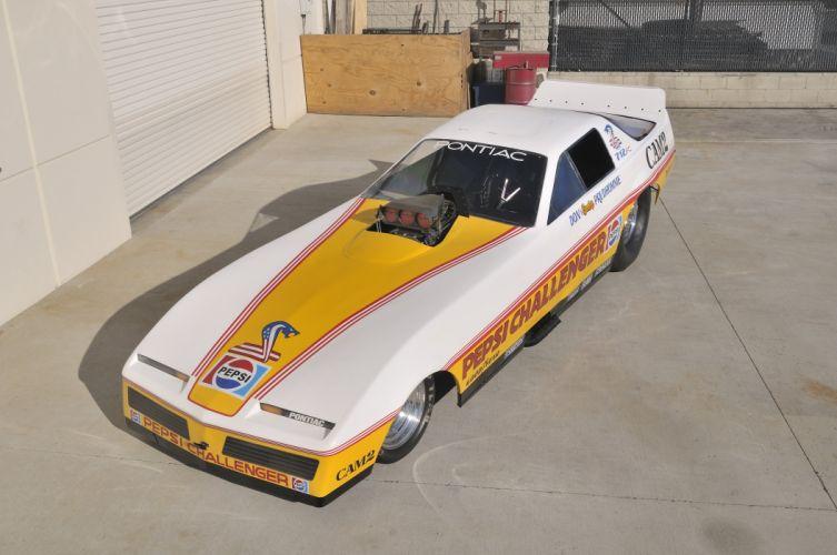 1982 Pontiac Trans Am Funny Car Drag Race USA 4200x2790-04 wallpaper