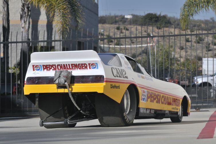 1982 Pontiac Trans Am Funny Car Drag Race USA 4200x2790-09 wallpaper