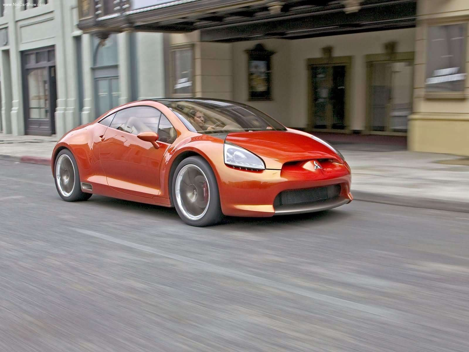 Mitsubishi Eclipse ConceptE concept cars 2004 wallpaper ...