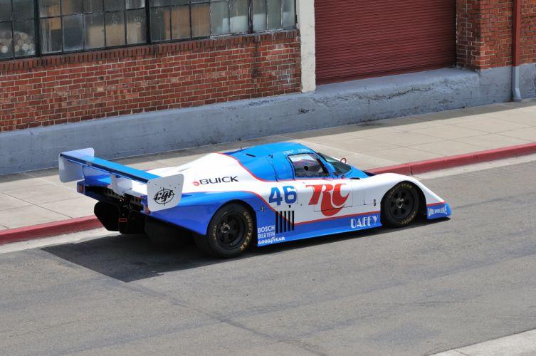 1985 March 85G Buick Racing Race Sport Prototype USA 4200x2790-05 wallpaper