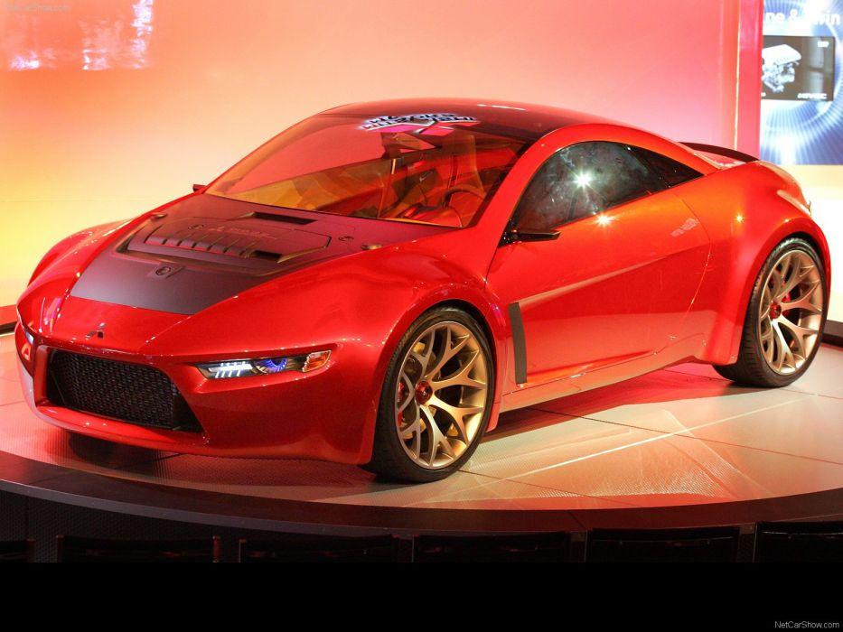 Mitsubishi RA Concept cars concept 2008 wallpaper
