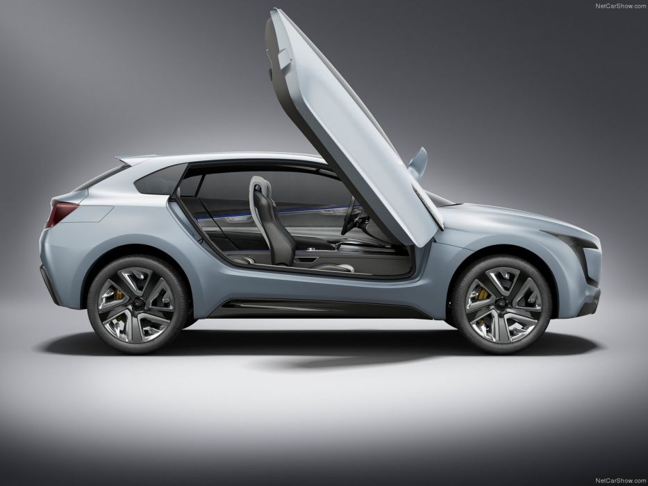Subaru Viziv Concept Cars Suv 2013 Wallpaper 1600x1200 655870