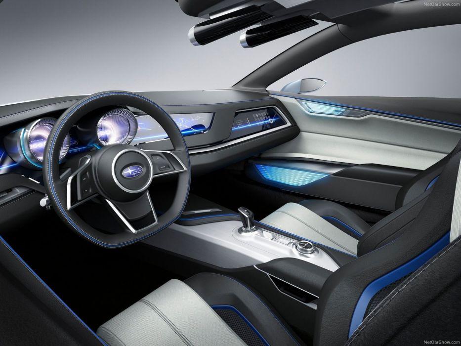 Subaru Viziv Concept cars suv 2013 wallpaper