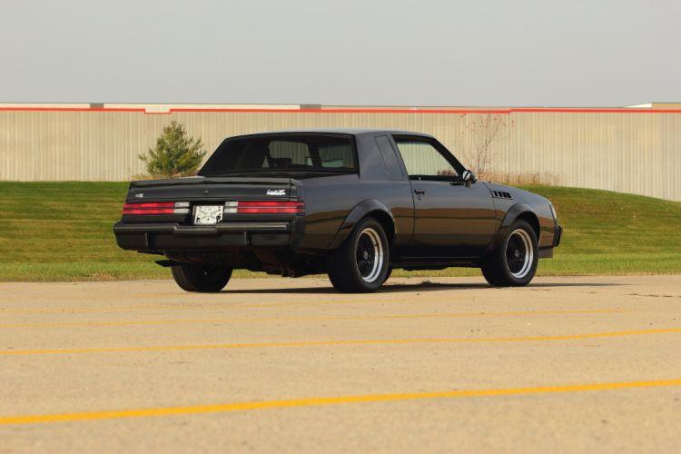 1987 Buick GNX Muscle Classic USA 4200x2800-03 wallpaper