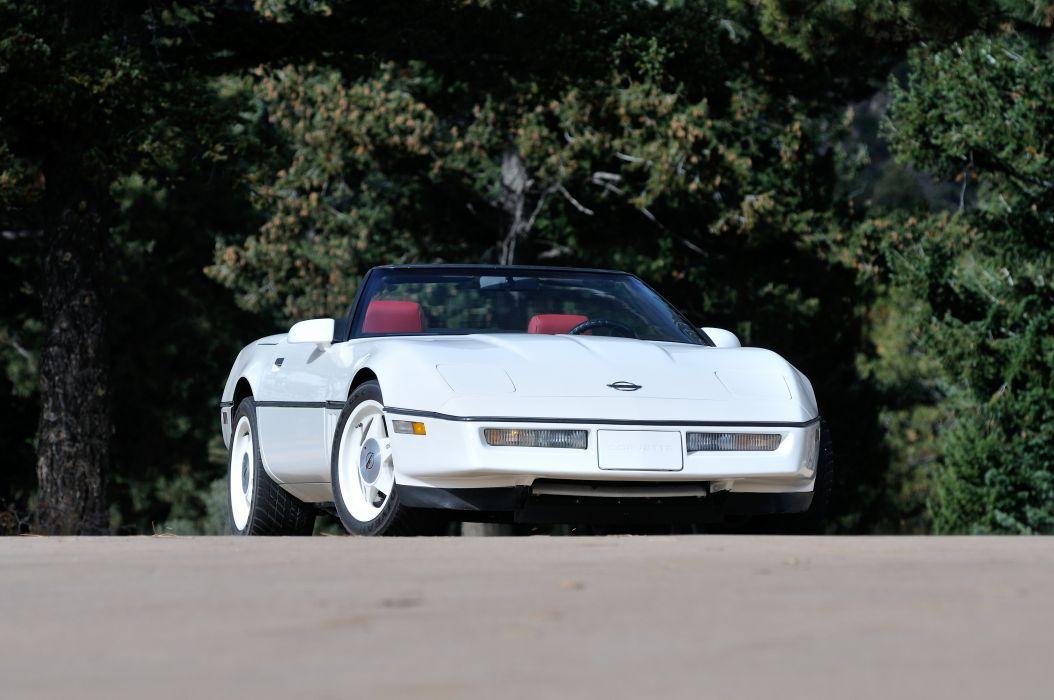 1988 Chevrolet Corvette Callaway Convertible Muscle USA 4200x2790-04 wallpaper