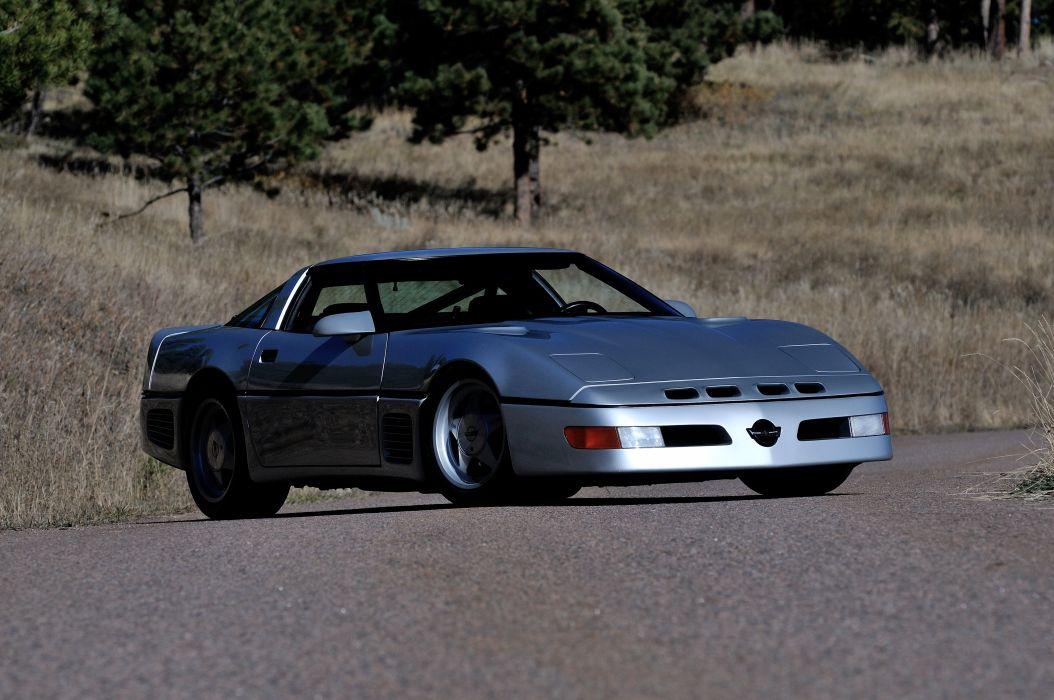 1988 Chevrolet Corvette Callaway Sledgehammer Muscle USA 4200x2790-03 wallpaper