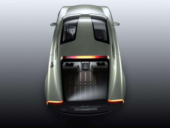 Volvo YCC Concept cars 2004 wallpaper