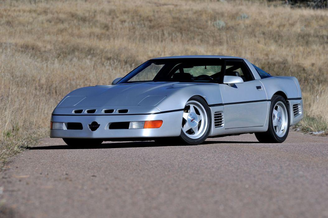 1988 Chevrolet Corvette Callaway Sledgehammer Muscle USA 4200x2790-05 wallpaper
