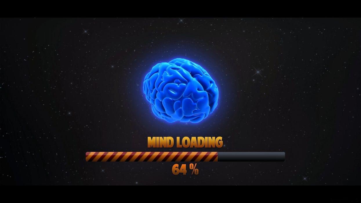 mind loading blue mood stars Memory wallpaper