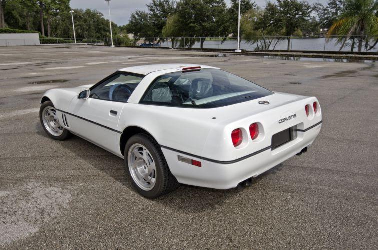 1990 Chevrolet Corvette ZR1 Muscle USA 4200x2790-07 wallpaper