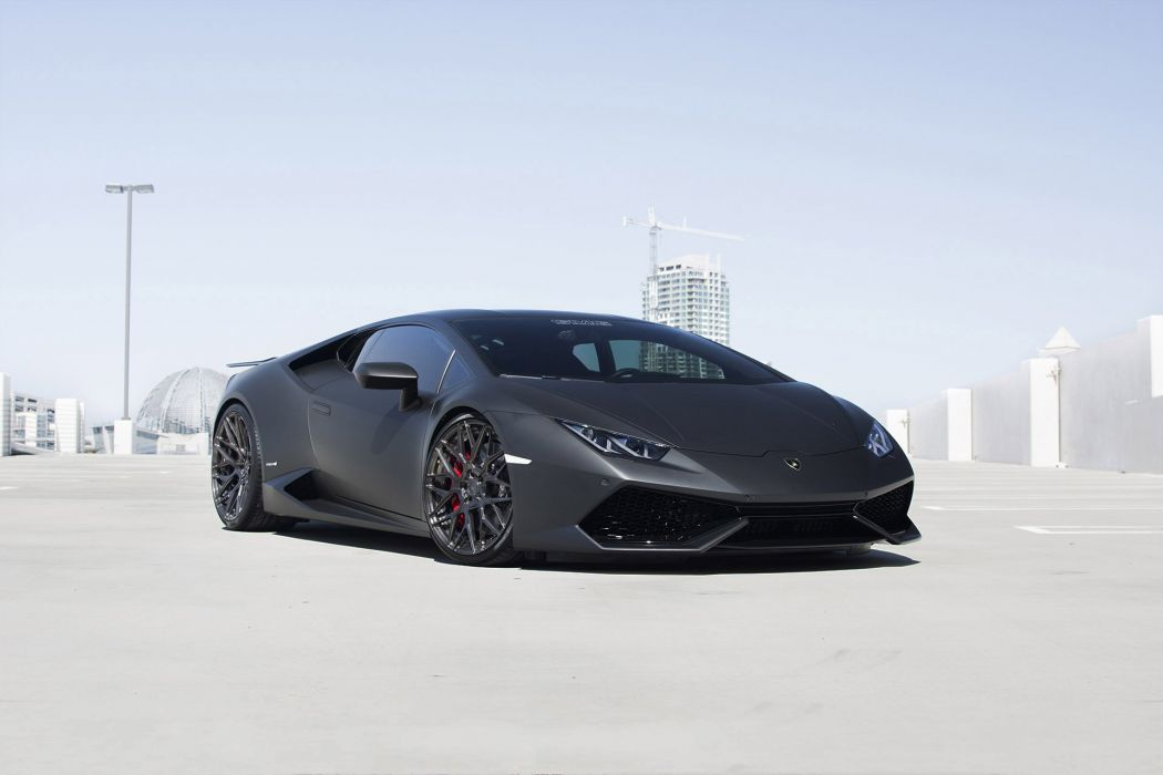 Lamborghini Huracan cars supercars tuning 2015 wallpaper