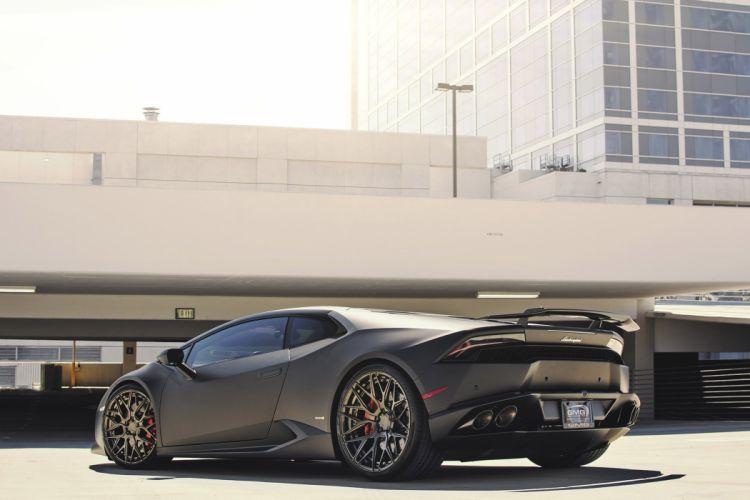 Lamborghini Huracan cars supercars tuning 2015 wallpaper