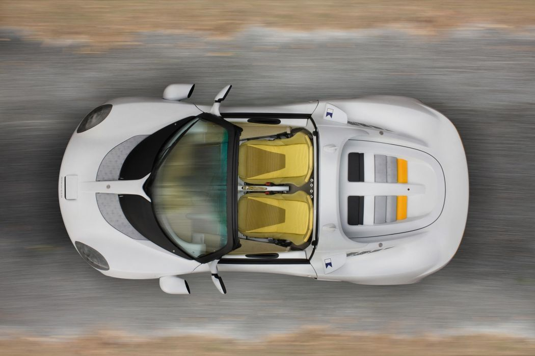 2008 Rinspeed sQuba cars concept electric spyder wallpaper