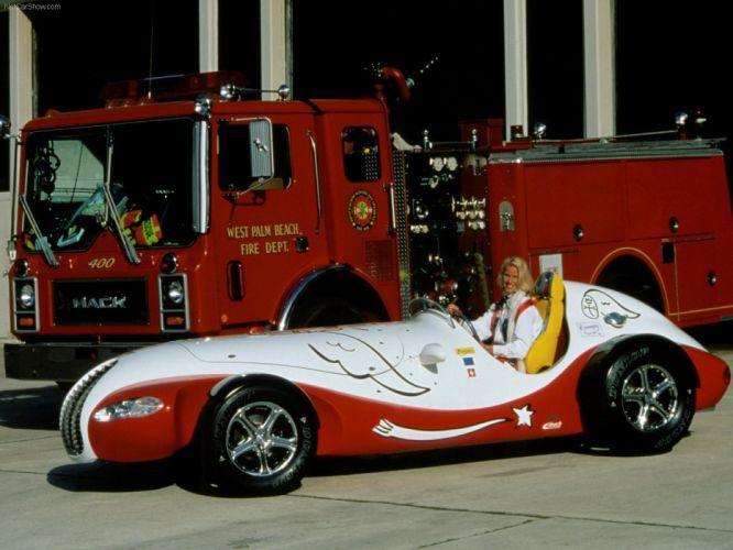 Rinspeed Mono Ego Concept cars 1997 wallpaper
