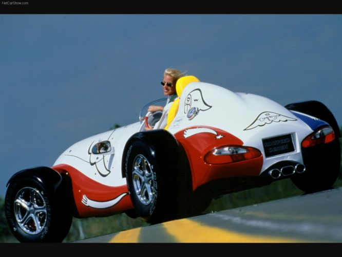 Rinspeed Mono Ego Concept cars 1997 wallpaper