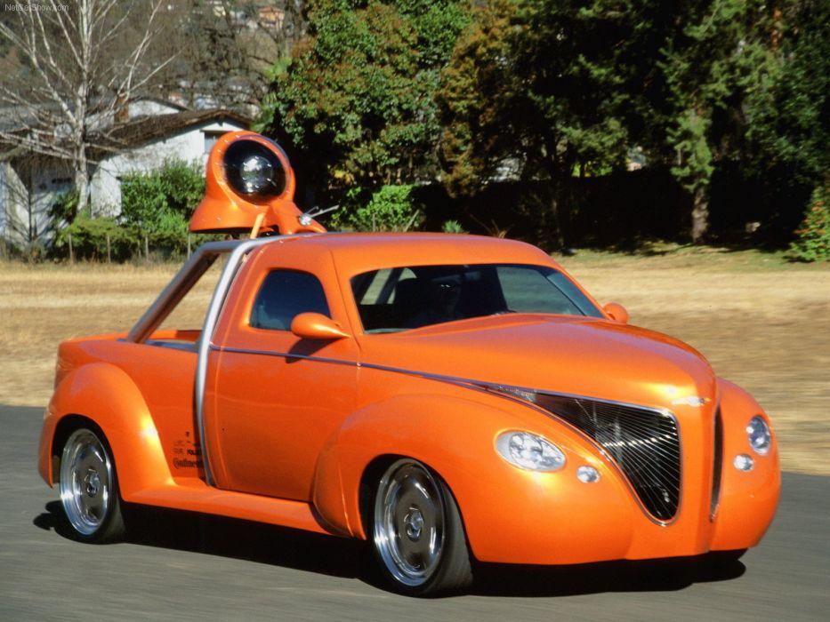 Rinspeed Tatooo com Concept cars 2000 wallpaper
