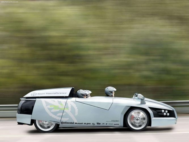 Rinspeed Senso Concept cars 2005 wallpaper
