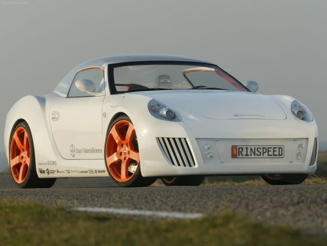 2006 car Concept rinspeed vehicle zazen wallpaper