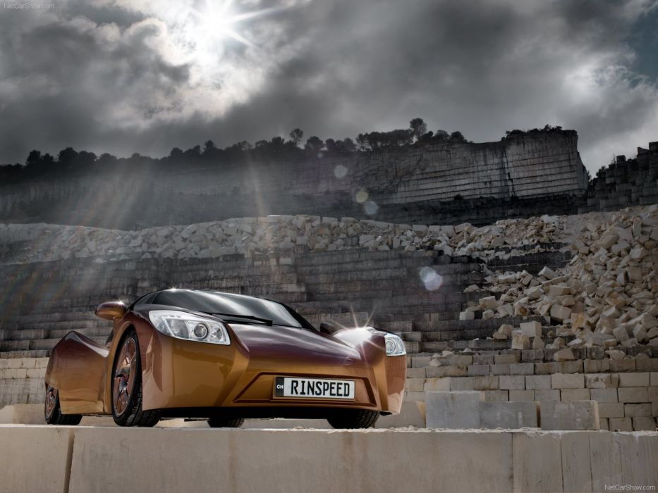 Rinspeed iChange Concept cars 2009 wallpaper