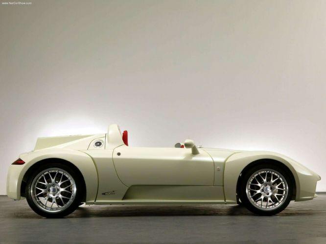 Pininfarina Enjoy concept cars 2005 wallpaper