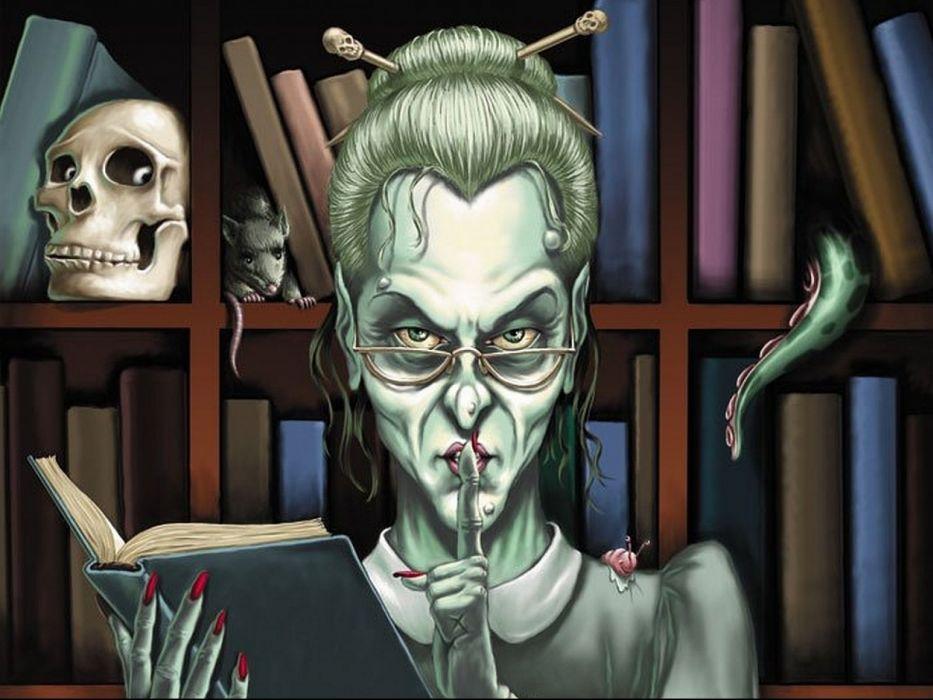 Dark Ghost Fantasy Art Artwork Horror Spooky Creepy