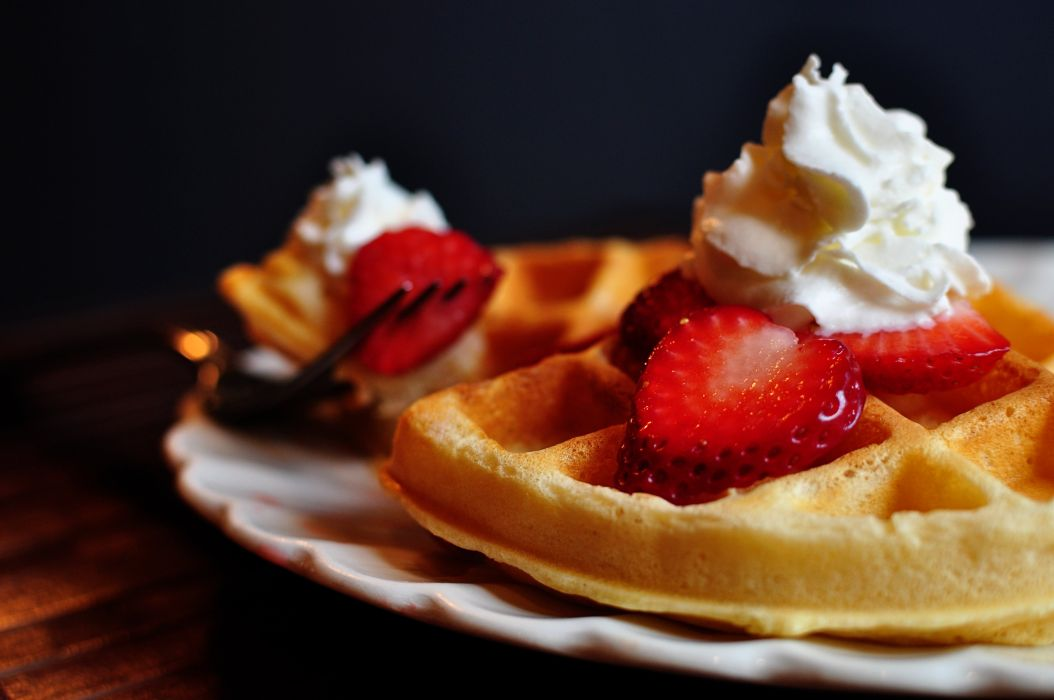 waffles waffle breakfast grain pancakes pancake dough bread dessert wallpaper