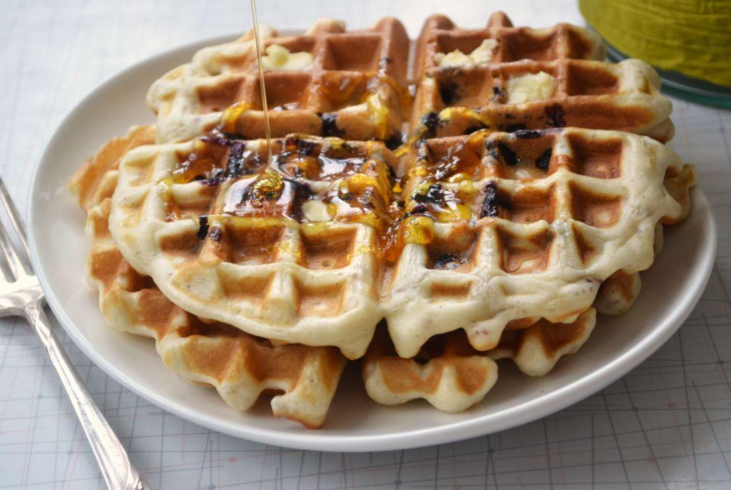 waffles waffle breakfast grain pancakes pancake dough bread dessert wallpaper