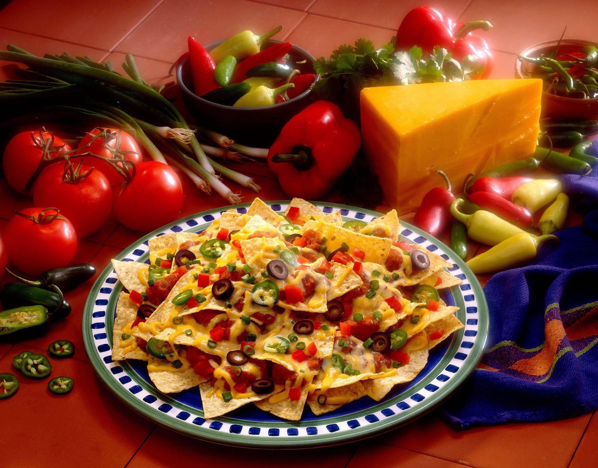 3d desktop wallpaper mexican food - photo #39