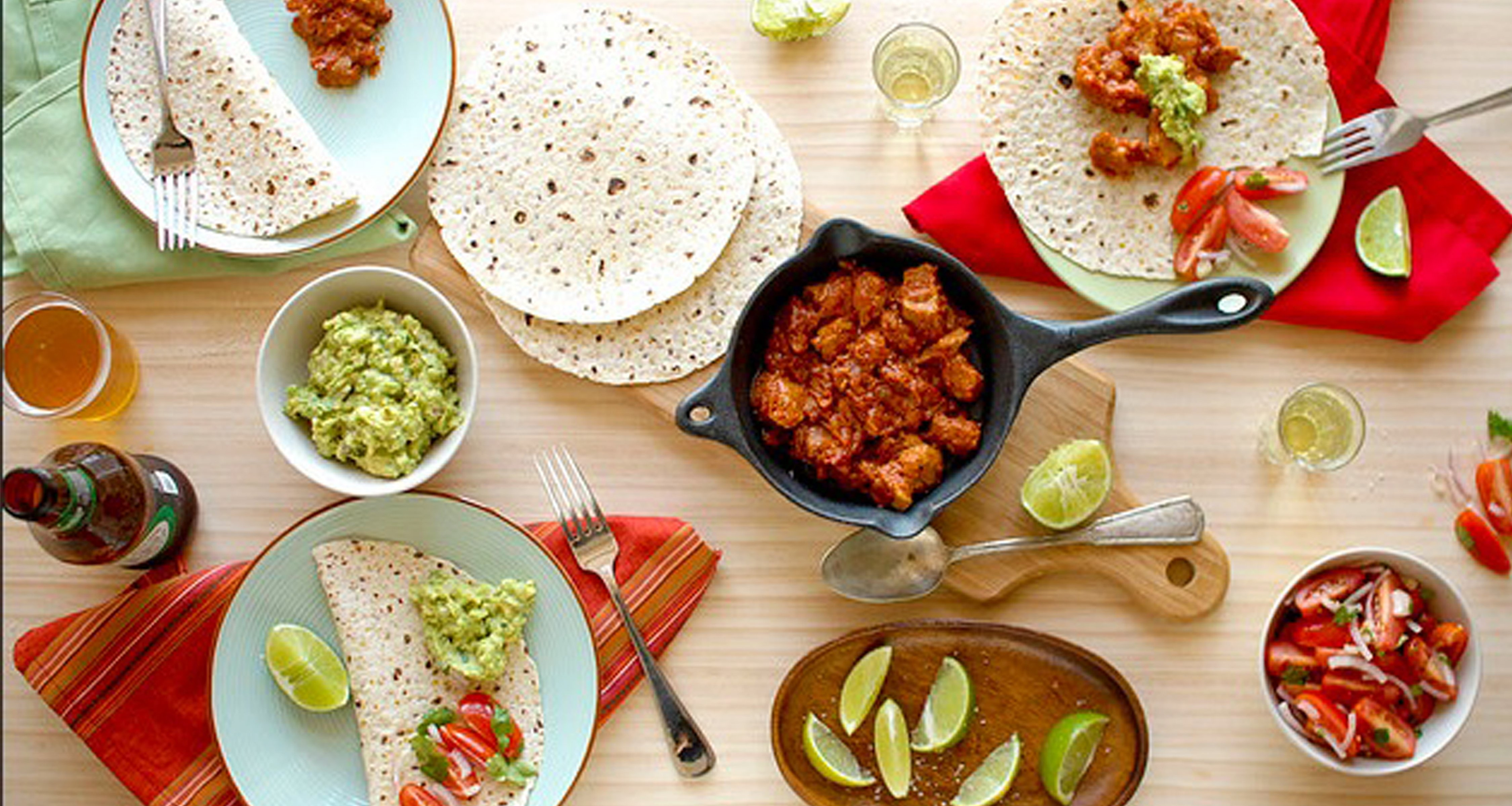Mexican Food Dinner Lunch Mexico Spanish Wallpaper 4500x2400 656678 Wallpaperup