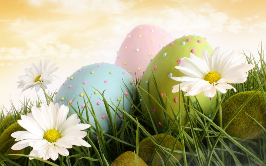 EASTER holiday wallpaper
