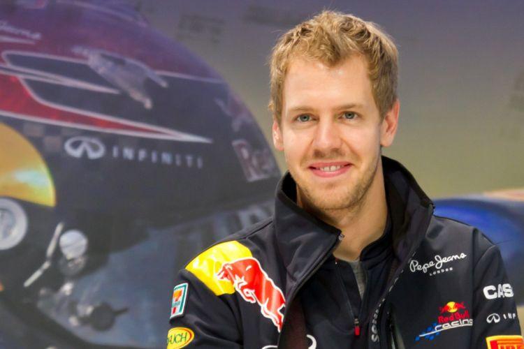 sebastian vettel piloto formula 1 alemania wallpaper