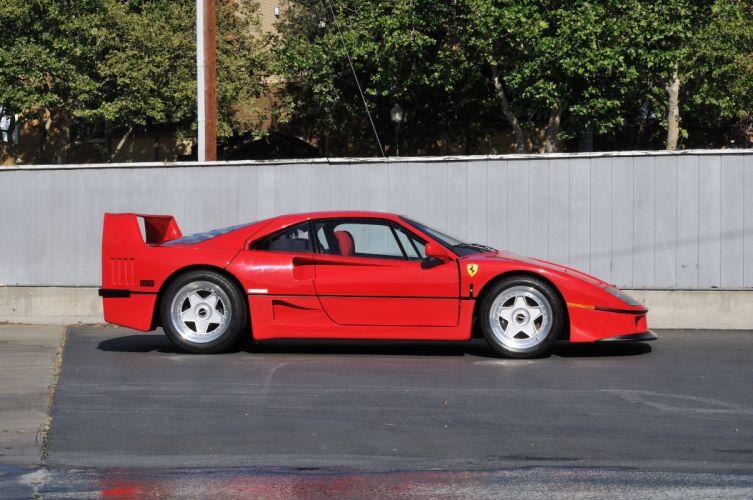 1990 Ferrari F40 Supercar 4200x2790-02 wallpaper
