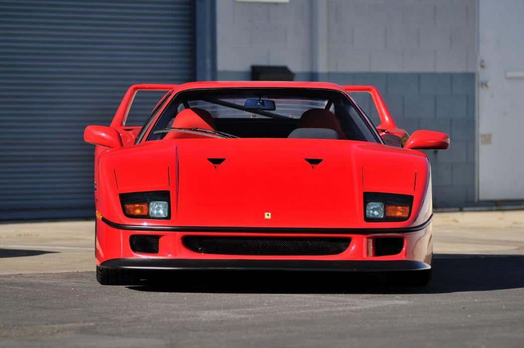 1990 Ferrari F40 Supercar 4200x2790-09 wallpaper