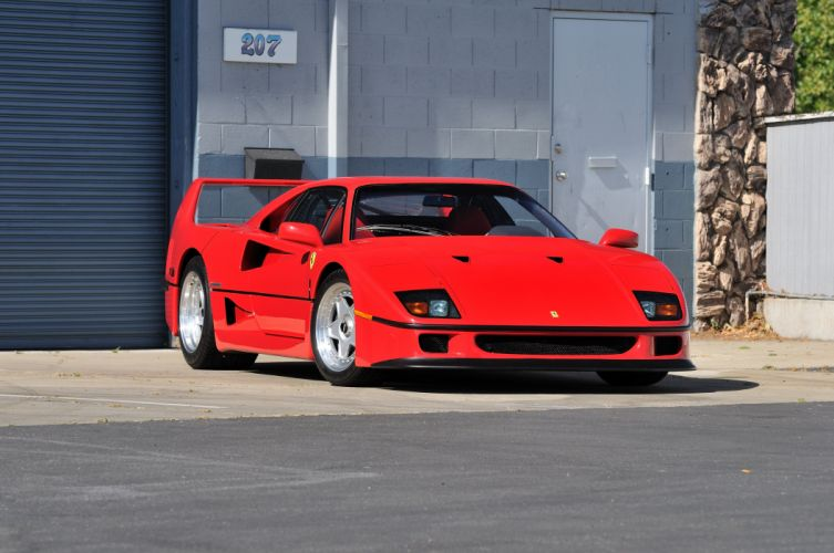 1990 Ferrari F40 Supercar 4200x2790-10 wallpaper