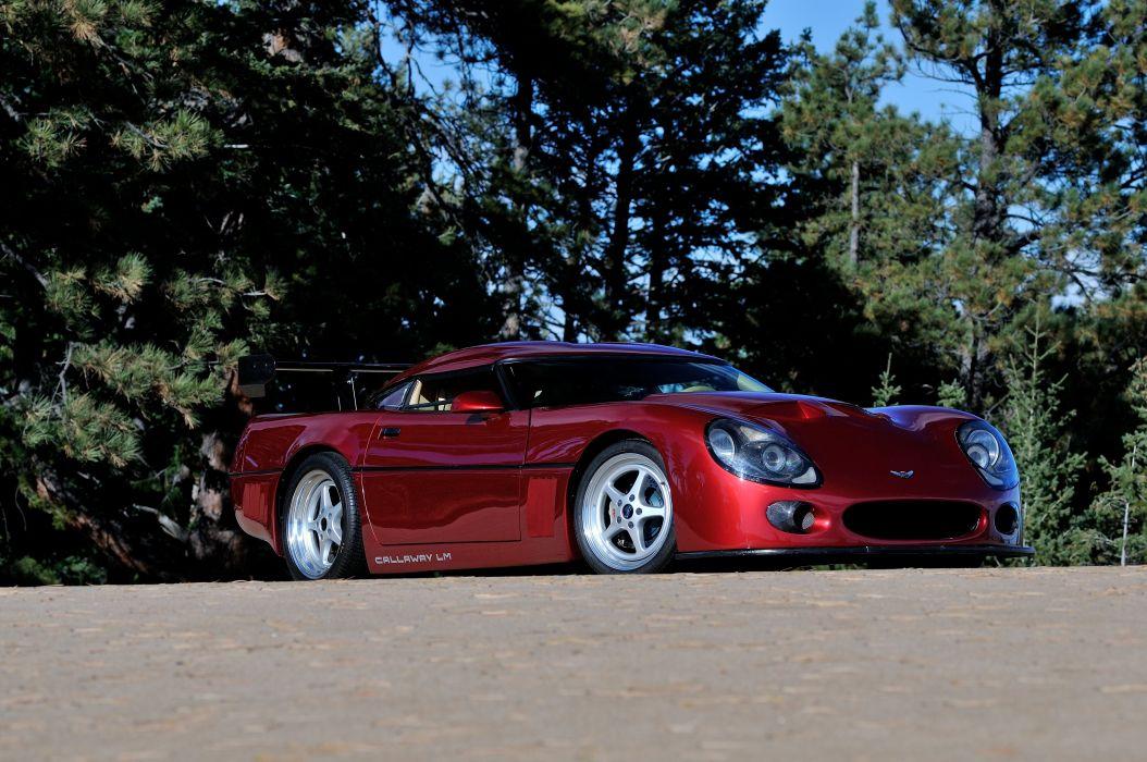 1991 Chevrolet Corvette ZR1 Callaway Muscle Supercar USA 4200x2790-01 wallpaper