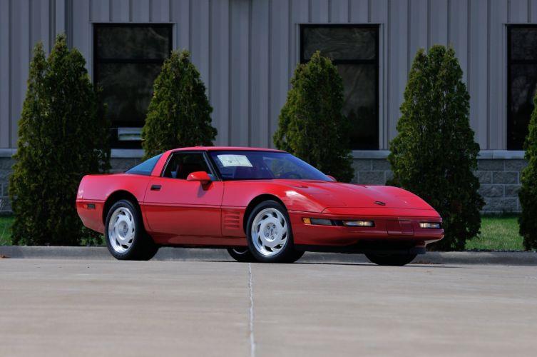 1991 Chevrolet Corvette ZR1 Muscle USA 4200x2790-01 wallpaper