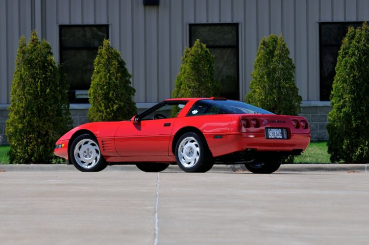 1991 Chevrolet Corvette ZR1 Muscle USA 4200x2790-03 wallpaper