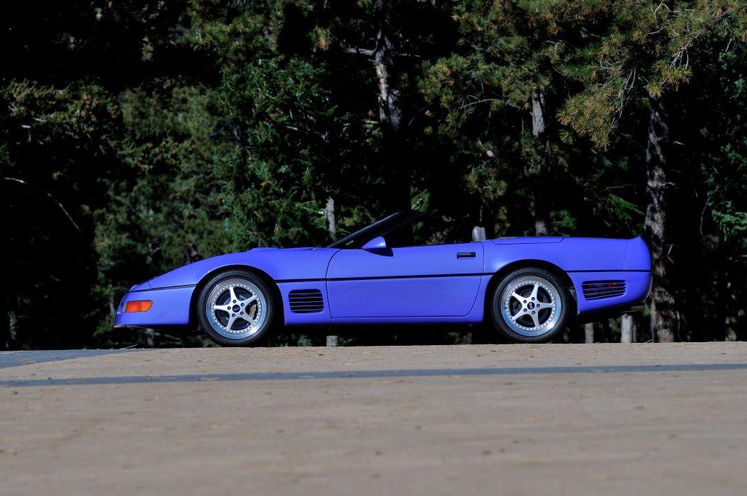 1991 Corvette Callaway Muscle USA 4200x2790-02 wallpaper