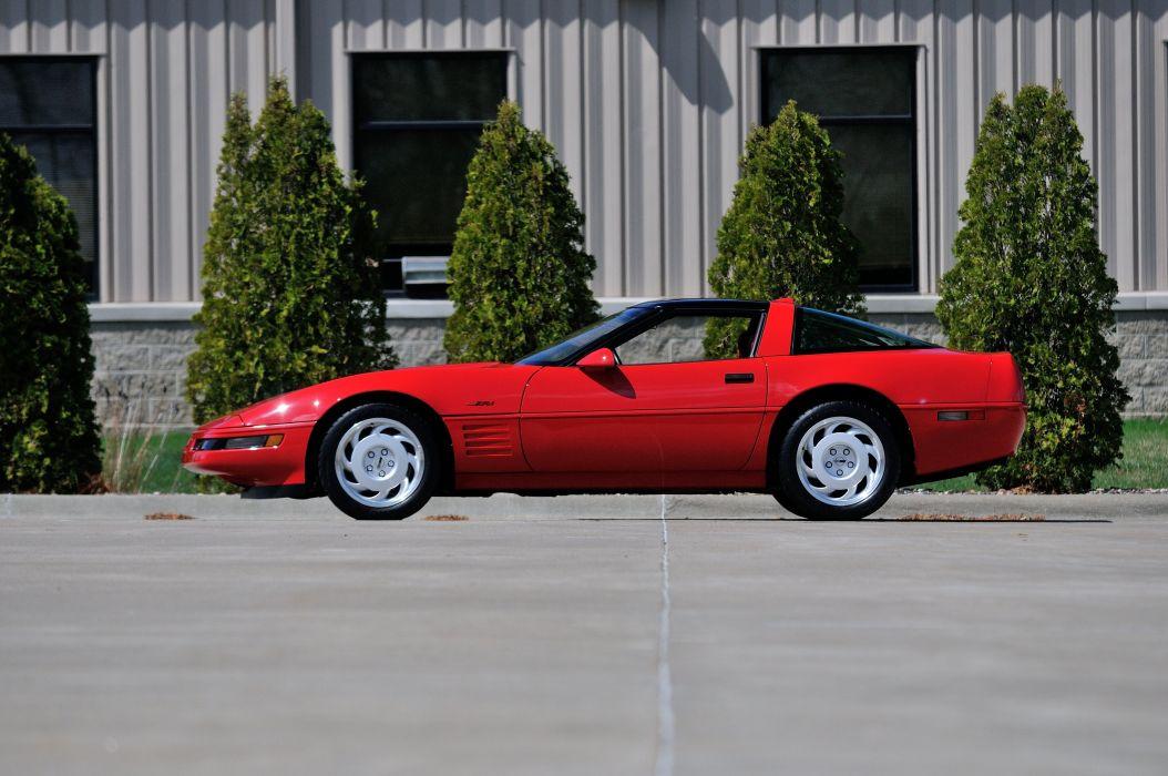 1992 Chevrolet Corvette ZR1 Muscle USA 4200x2790-02 wallpaper