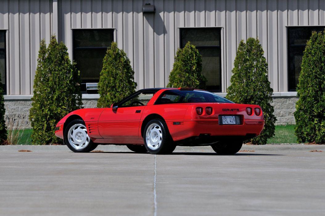 1992 Chevrolet Corvette ZR1 Muscle USA 4200x2790-03 wallpaper