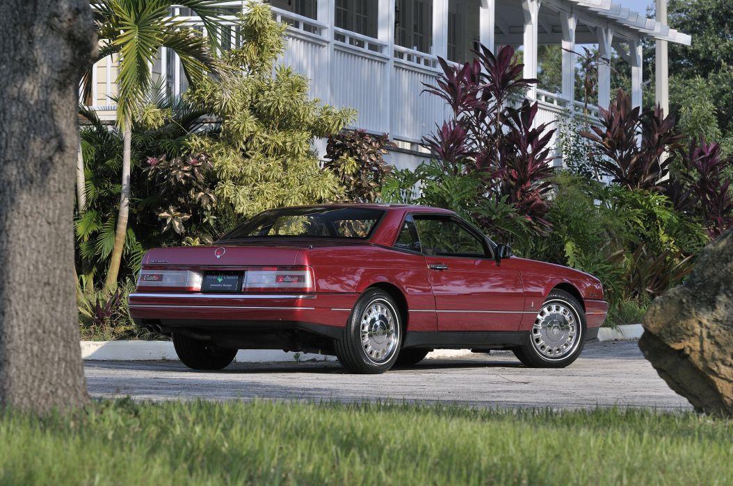 1993 Cadillac Allante Luxury USA 4200x3150-03 wallpaper