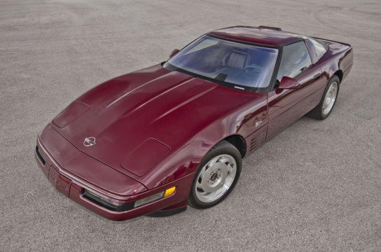 1993 Chevrolet Corvette ZR1 40th Anniversary Muscle USA 4200x2790-06 wallpaper