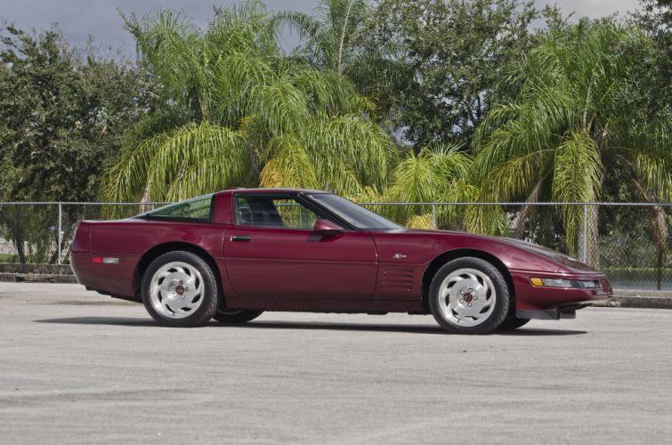 1993 Chevrolet Corvette ZR1 40th Anniversary Muscle USA 4200x2790-08 wallpaper